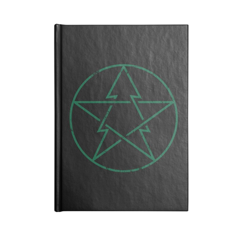 Pinetagram Accessories Notebook by aparaat's artist shop