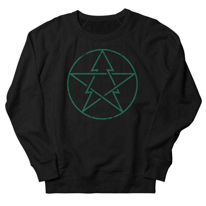 Pinetagram Women's French Terry Sweatshirt by aparaat's artist shop