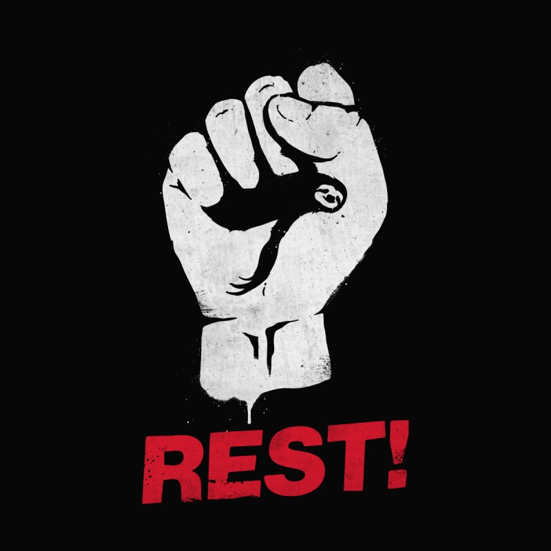 Rest! by aparaat's artist shop