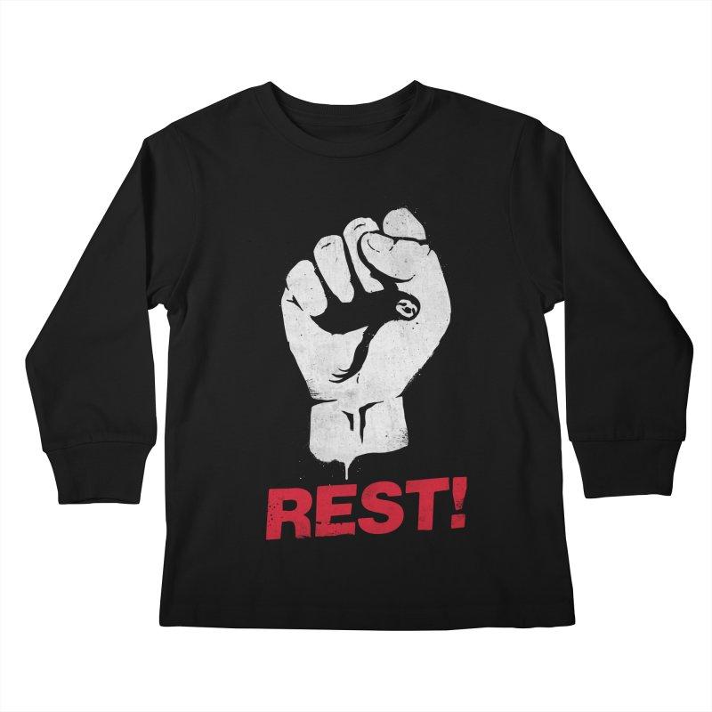 Rest! Kids  by aparaat's artist shop