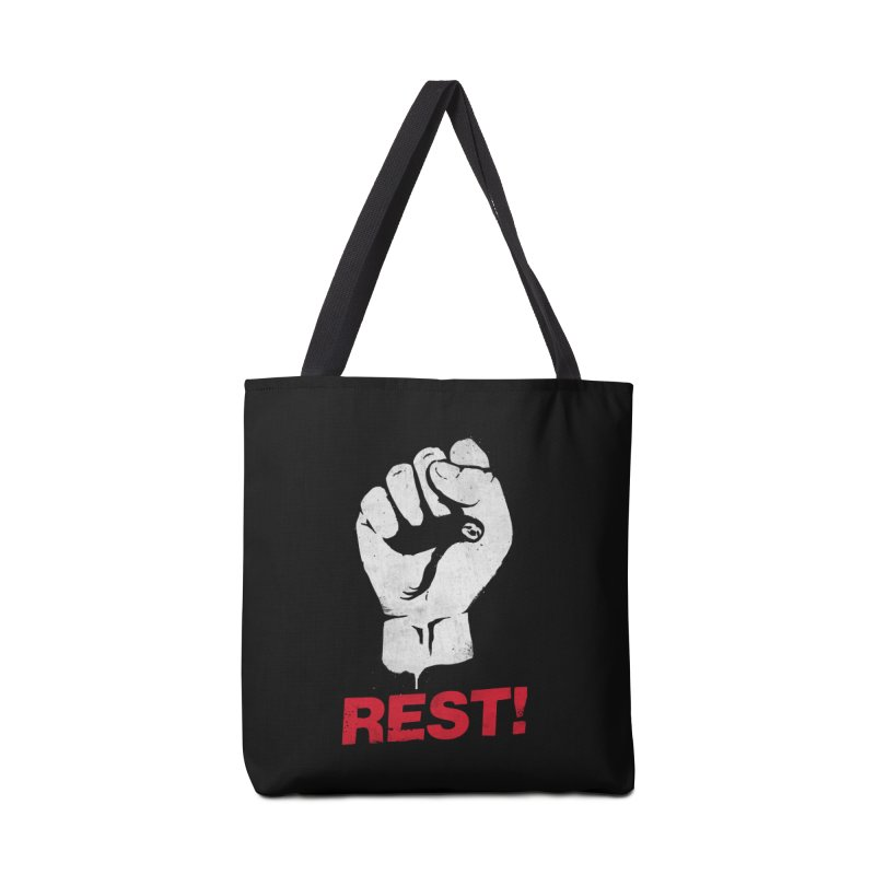 Rest! Accessories Bag by aparaat's artist shop