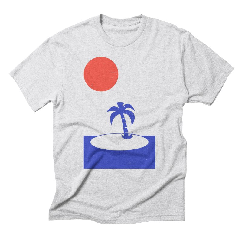 Font Memories Men's Triblend T-Shirt by aparaat's artist shop
