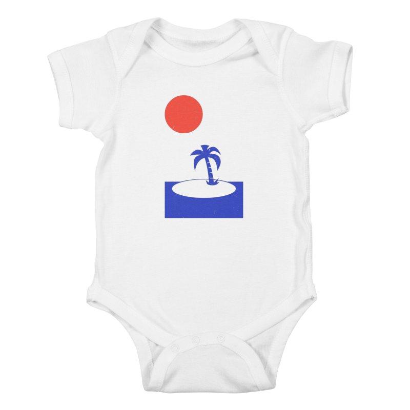 Font Memories Kids Baby Bodysuit by aparaat's artist shop