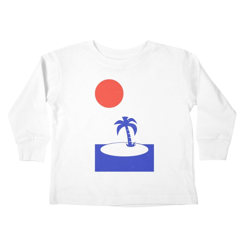 Font Memories Kids Toddler Longsleeve T-Shirt by aparaat's artist shop