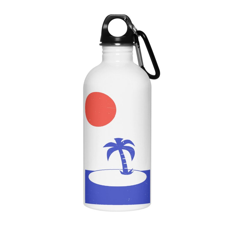 Font Memories Accessories Water Bottle by aparaat's artist shop