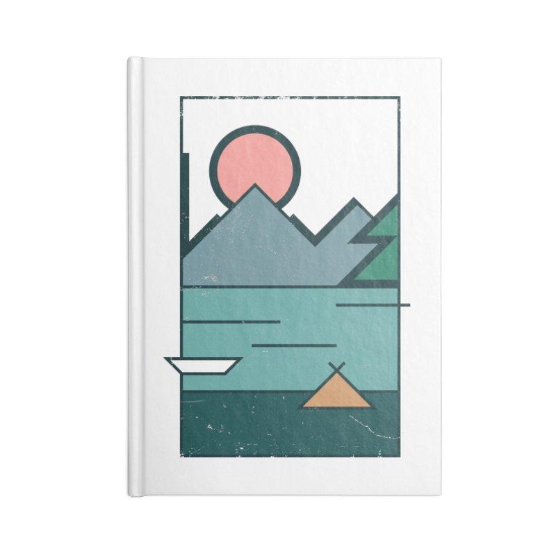 Love Accessories Notebook by aparaat's artist shop