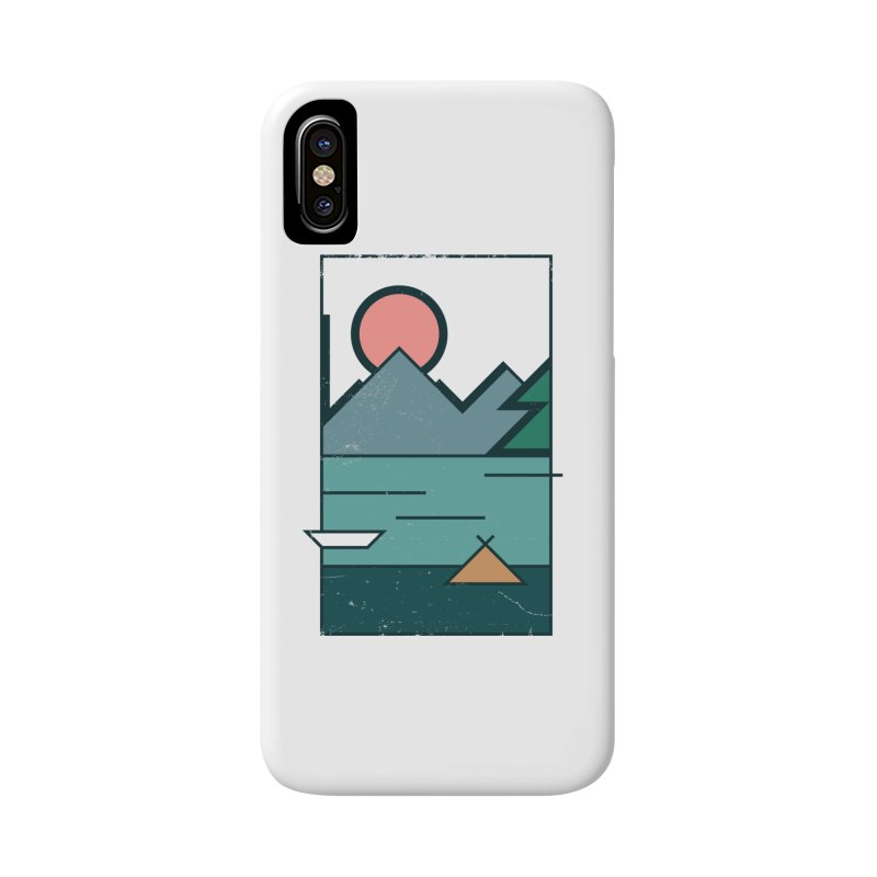 Love Accessories Phone Case by aparaat's artist shop