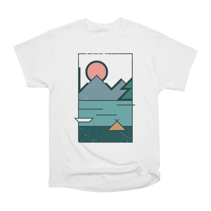 Love Women's Heavyweight Unisex T-Shirt by aparaat's artist shop