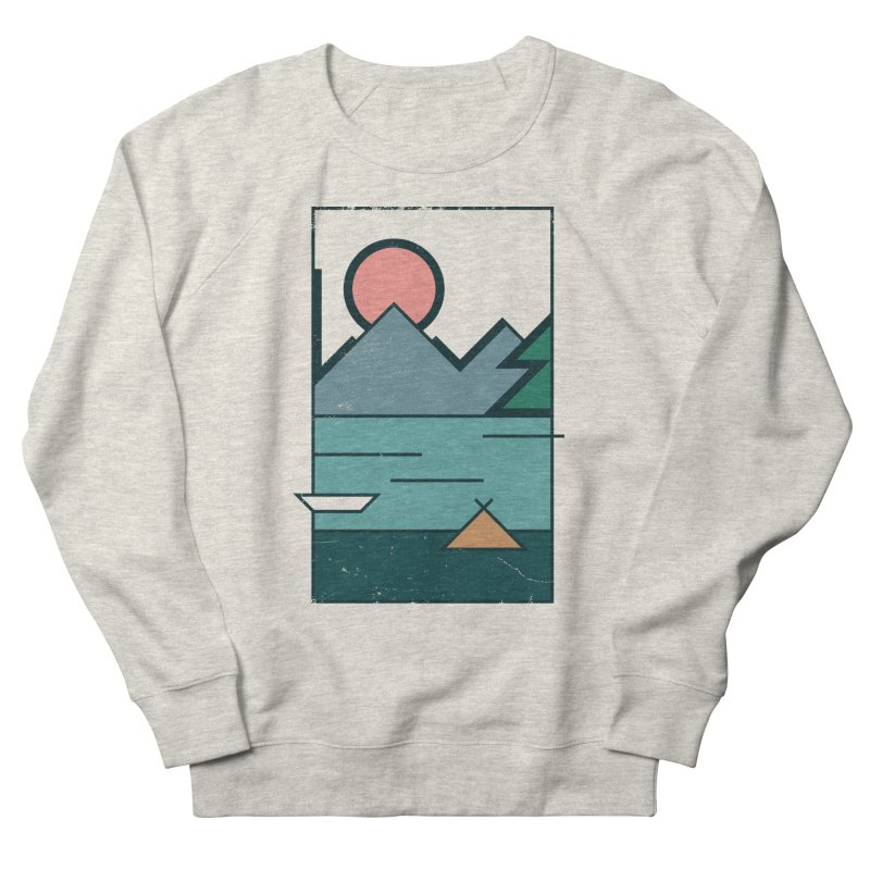 Love Men's French Terry Sweatshirt by aparaat's artist shop