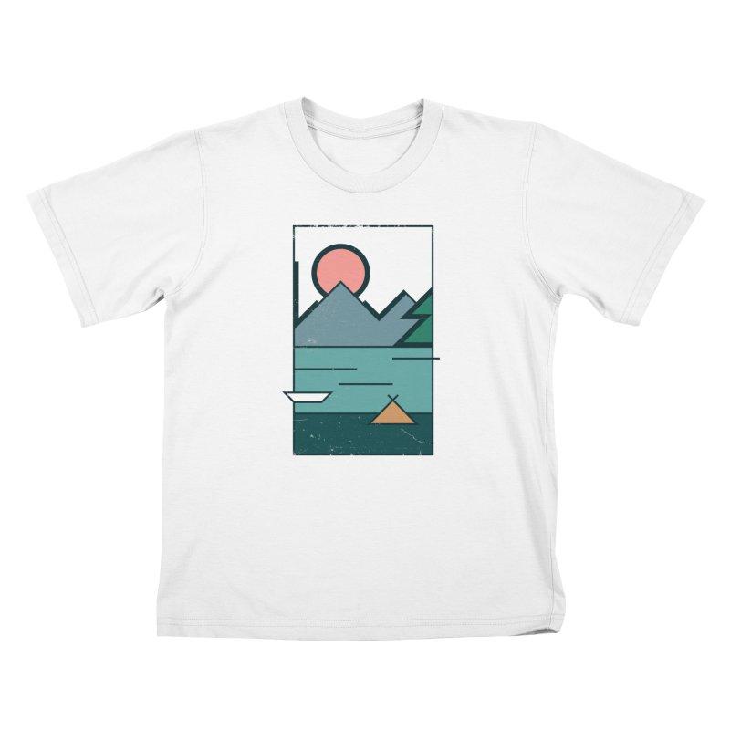 Love Kids T-Shirt by aparaat's artist shop