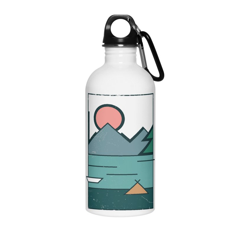 Love Accessories Water Bottle by aparaat's artist shop