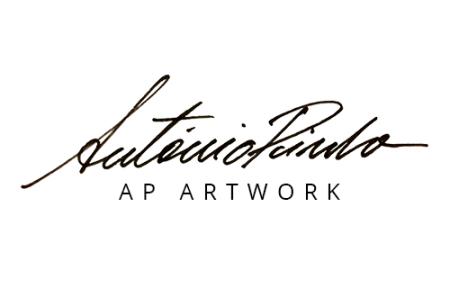Logo for AP Artwork Shop