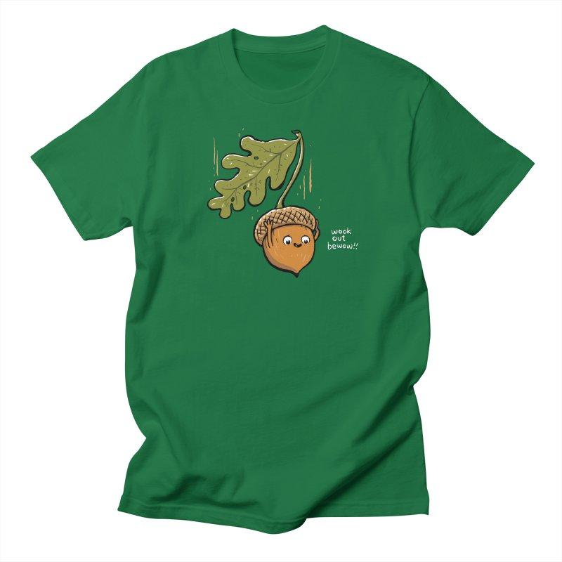 acorny Men's T-shirt by Ape Lad's Artist Shop