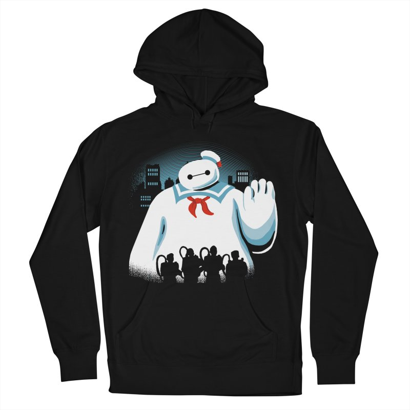 Baypuft Men's Pullover Hoody by Apocalyptee