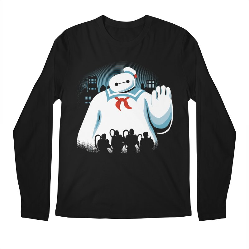 Baypuft Men's Longsleeve T-Shirt by Apocalyptee