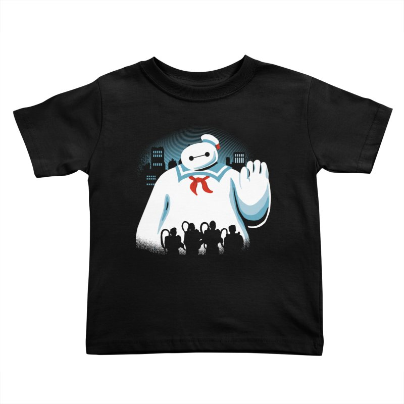 Baypuft Kids Toddler T-Shirt by Apocalyptee