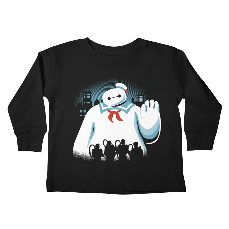 Baypuft Kids Toddler Longsleeve T-Shirt by Apocalyptee