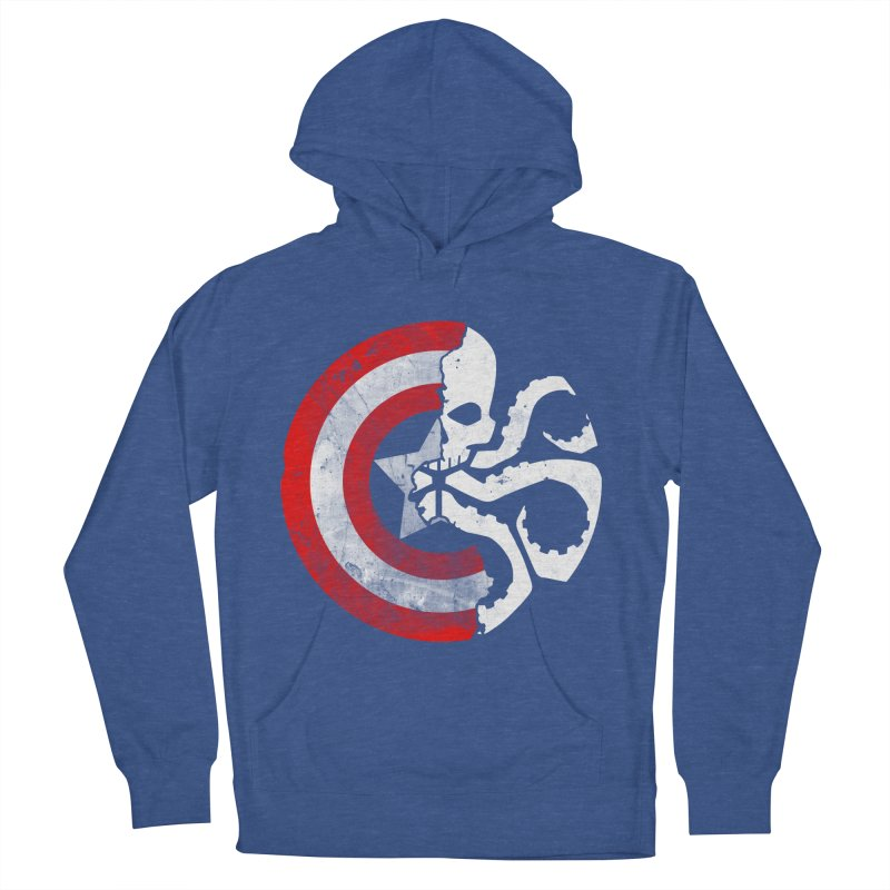 Captain Hydra Men's Pullover Hoody by Apocalyptee