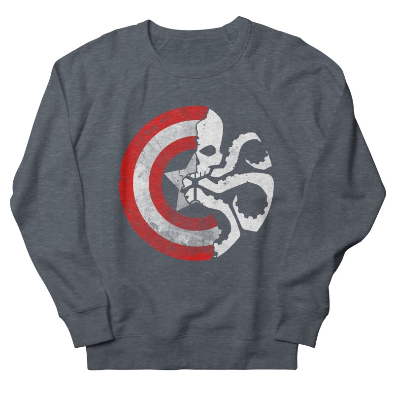 Captain Hydra Women's Sweatshirt by Apocalyptee