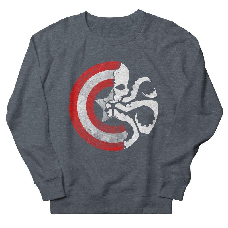 Captain Hydra Men's Sweatshirt by Apocalyptee