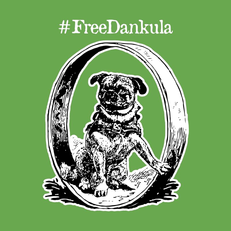 Free Dankula Pugscout (White Text) by Applesawus
