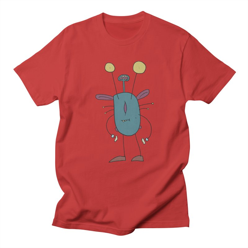 Bolar, The Touchy One Men's T-Shirt by Applesawus