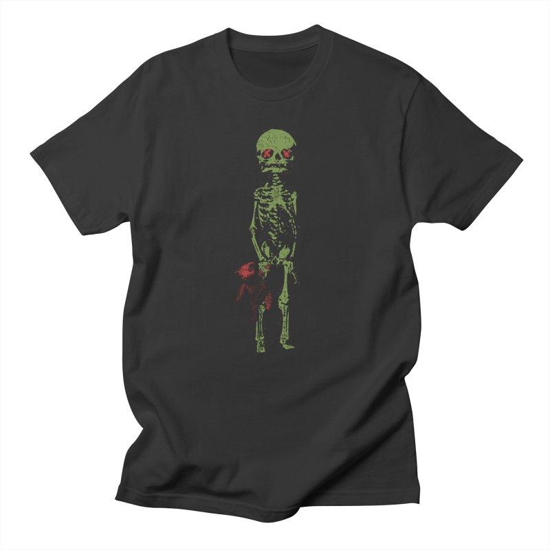 Little Tommy Skeleton Men's T-Shirt by Applesawus