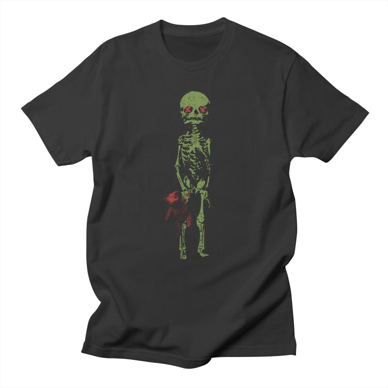 Little Tommy Skeleton Men's T-Shirt by Applesawus