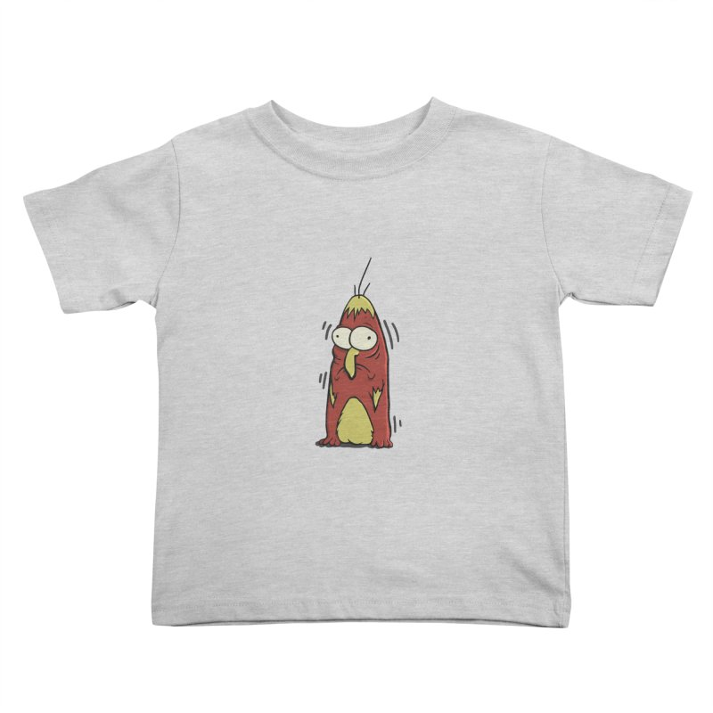 Jitters Kids Toddler T-Shirt by Applesawus