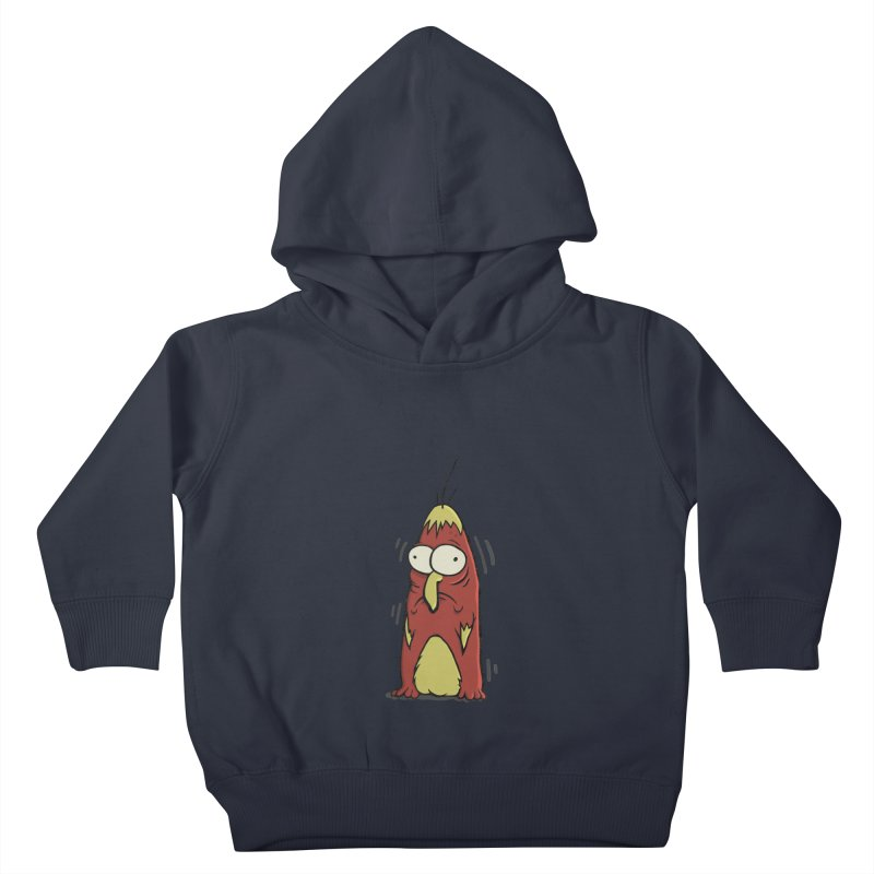 Jitters Kids Toddler Pullover Hoody by Applesawus