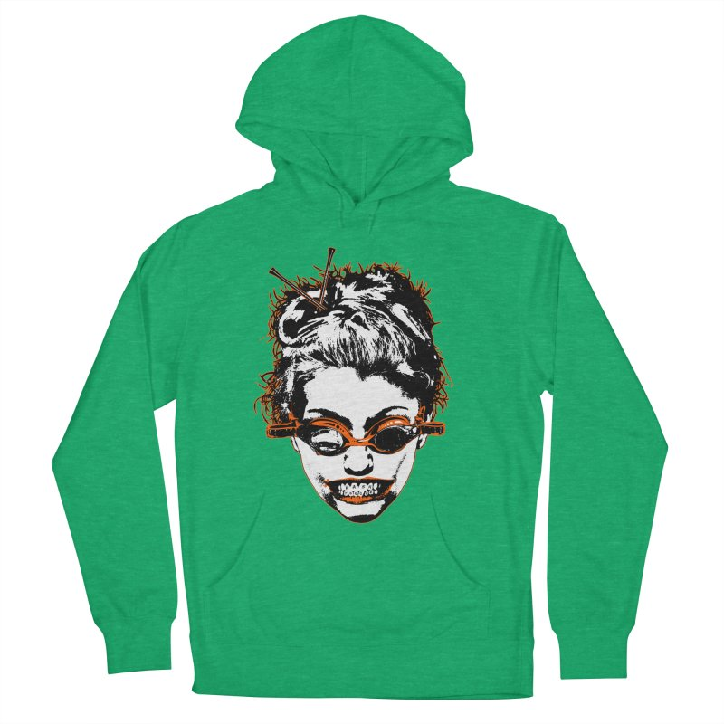 Hashtag Chick Women's French Terry Pullover Hoody by Applesawus