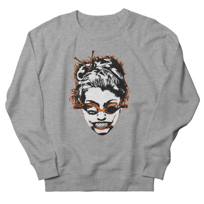Hashtag Chick Women's French Terry Sweatshirt by Applesawus