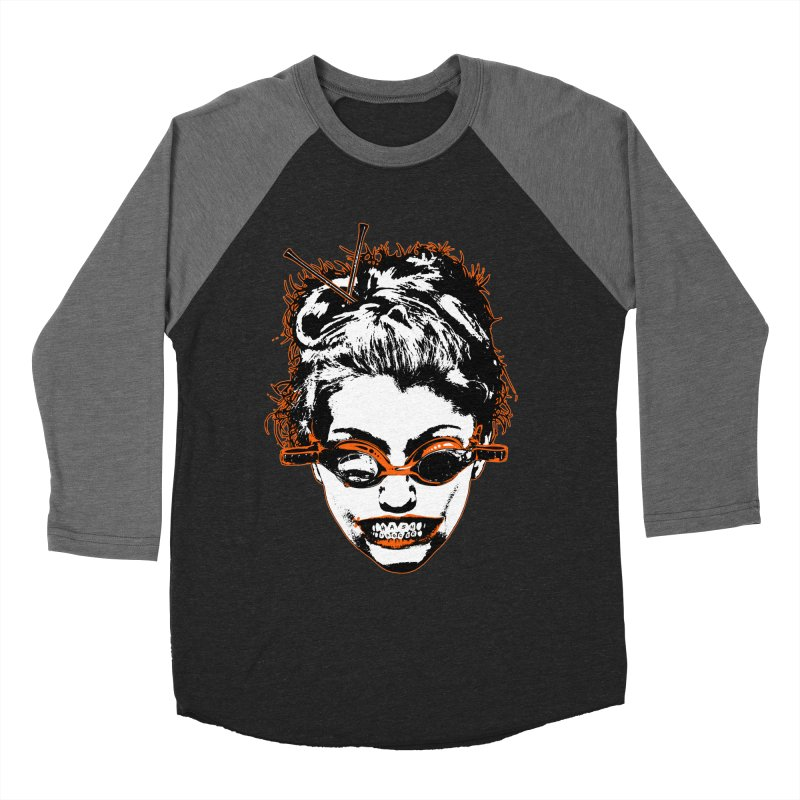 Hashtag Chick Women's Baseball Triblend Longsleeve T-Shirt by Applesawus