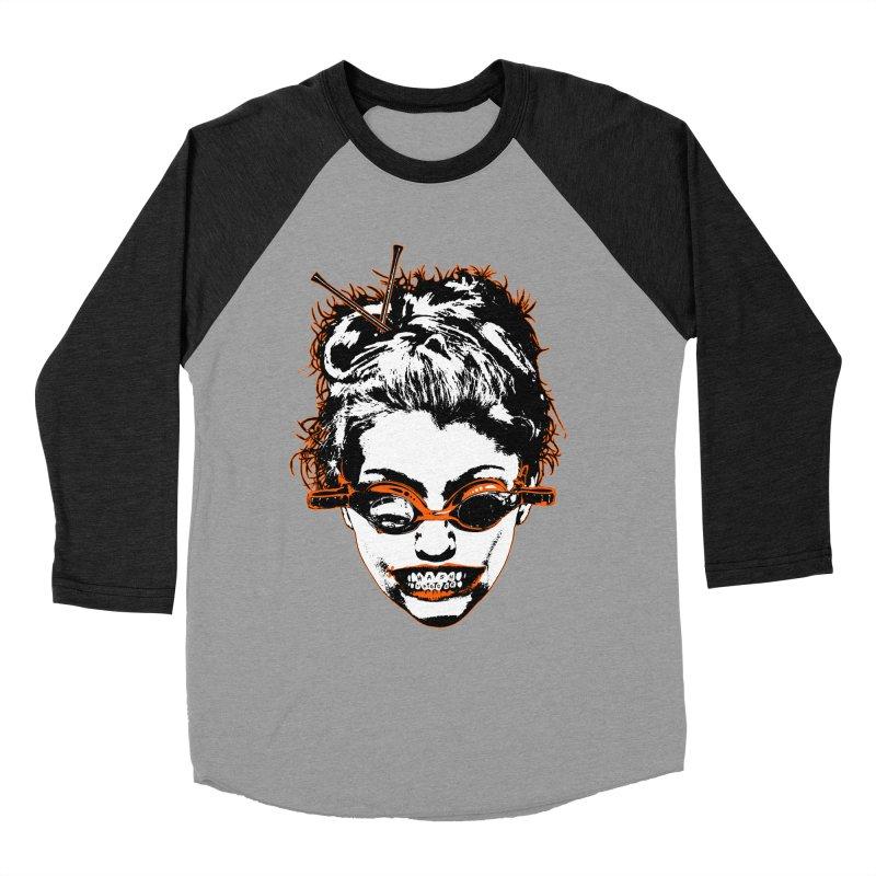Hashtag Chick Men's Baseball Triblend Longsleeve T-Shirt by Applesawus