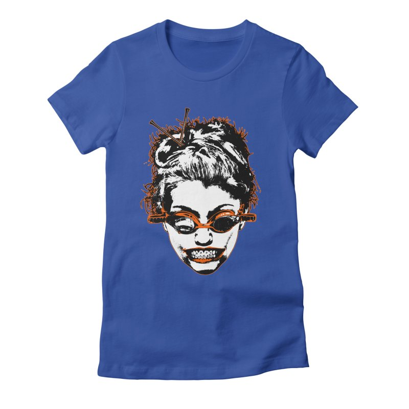 Hashtag Chick Women's Fitted T-Shirt by Applesawus