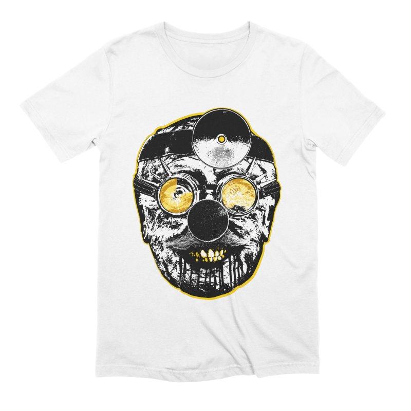 Dr. Sunshine Men's Extra Soft T-Shirt by Applesawus
