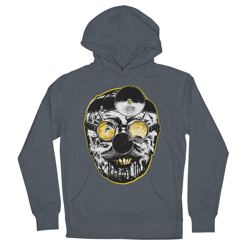 Dr. Sunshine Men's French Terry Pullover Hoody by Applesawus