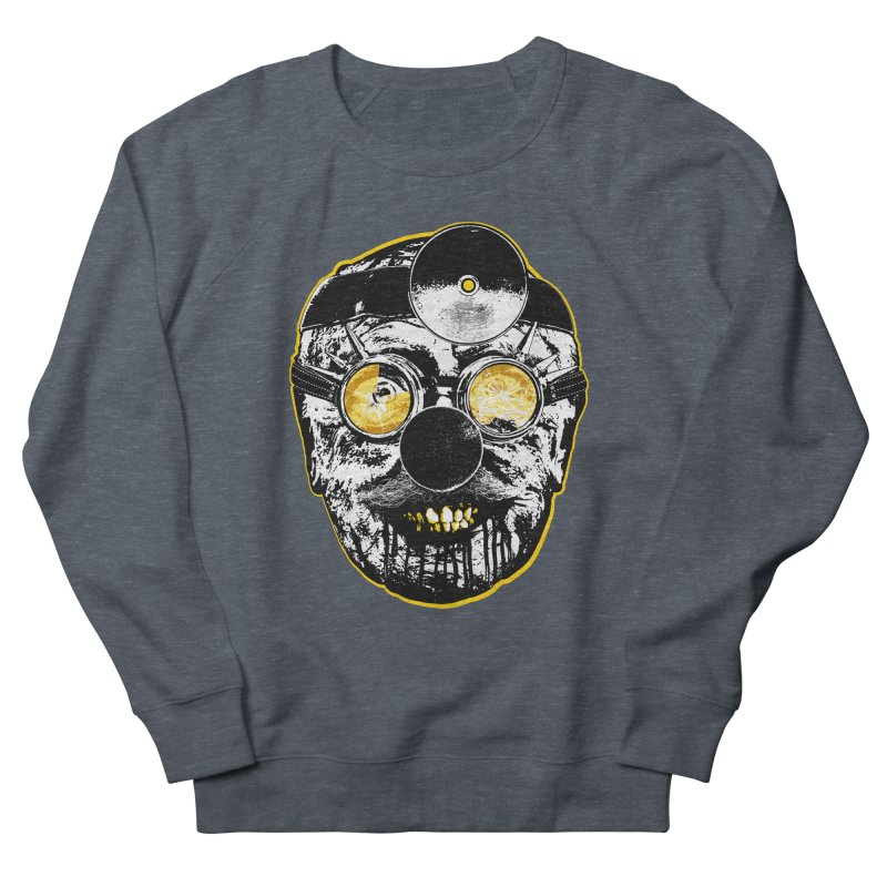 Dr. Sunshine Men's French Terry Sweatshirt by Applesawus