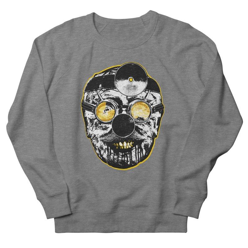 Dr. Sunshine Men's French Terry Sweatshirt by Applesawus