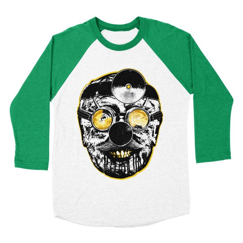 Dr. Sunshine Men's Baseball Triblend Longsleeve T-Shirt by Applesawus