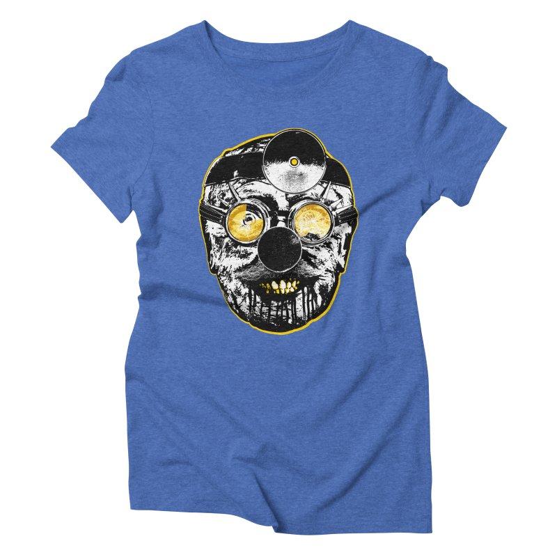 Dr. Sunshine Women's Triblend T-Shirt by Applesawus