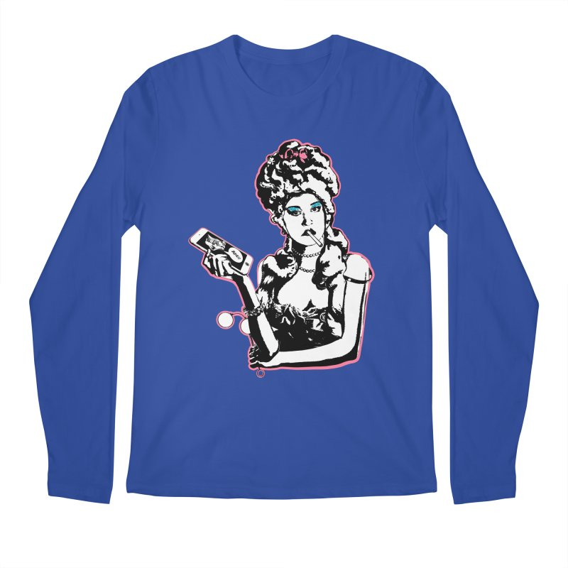 Internet Diva Men's Regular Longsleeve T-Shirt by Applesawus