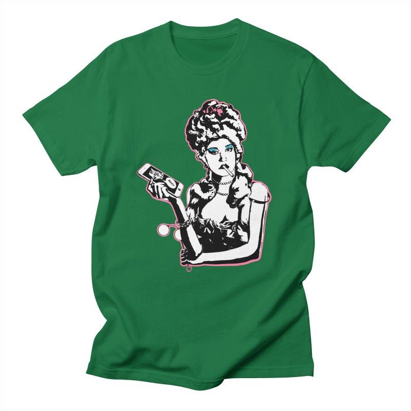 Internet Diva Women's Regular Unisex T-Shirt by Applesawus