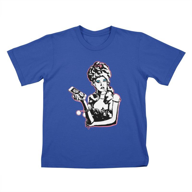 Internet Diva Kids T-Shirt by Applesawus