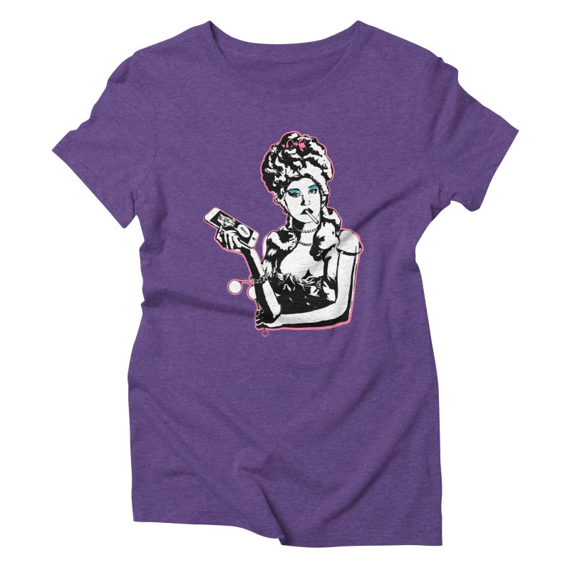 Internet Diva Women's Triblend T-Shirt by Applesawus