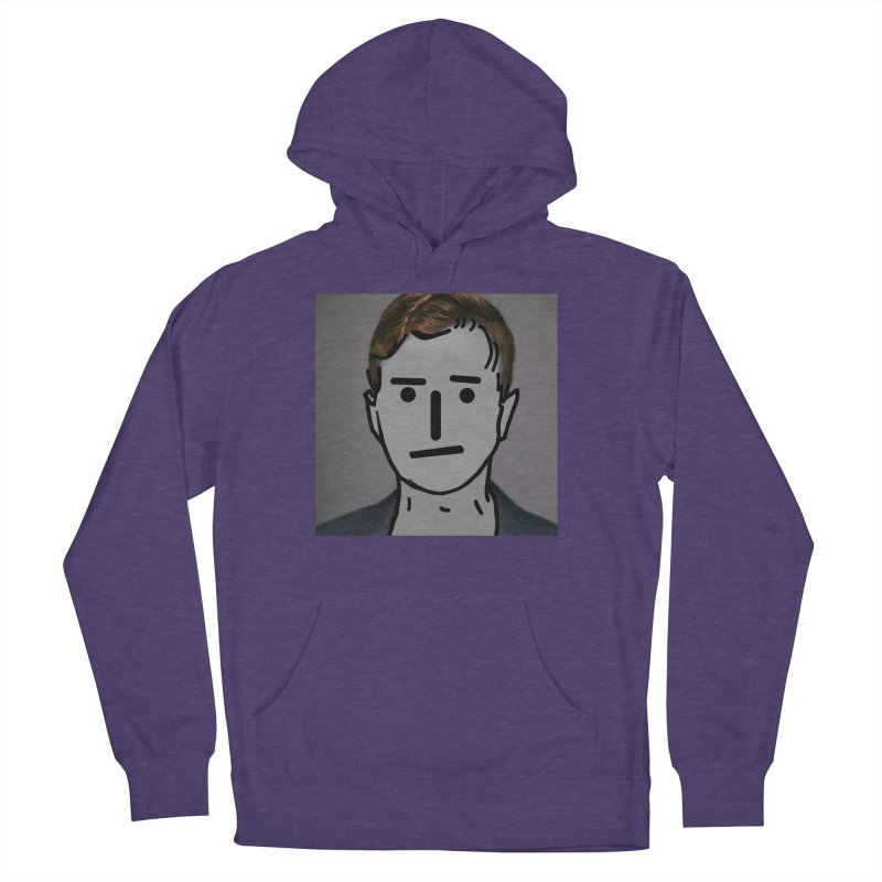 Narrative Pushing Cretin (color) Women's French Terry Pullover Hoody by Applesawus