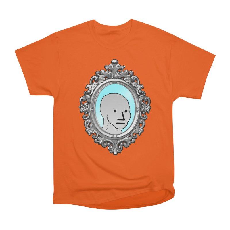 NPC in the Mirror Men's T-Shirt by Applesawus