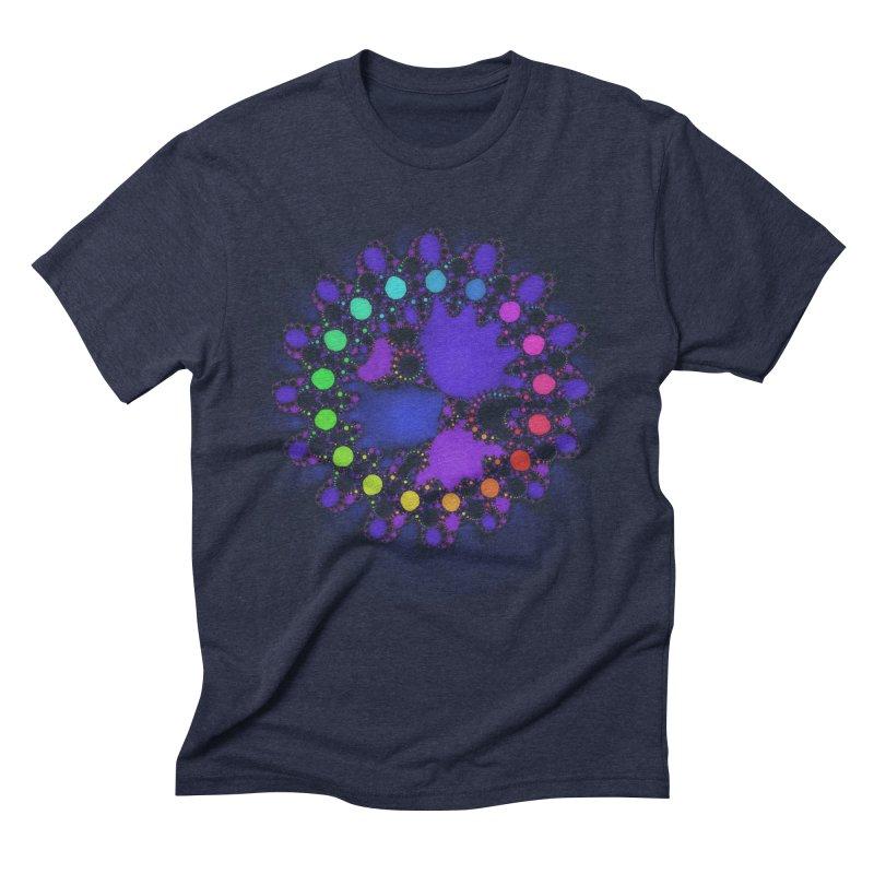 newton's orb Men's T-Shirt by m u l t i d i m e n s i o n a l