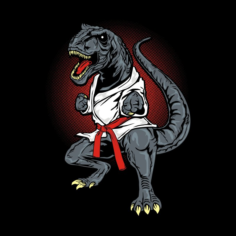 KARA T-REX None  by arace's Artist Shop
