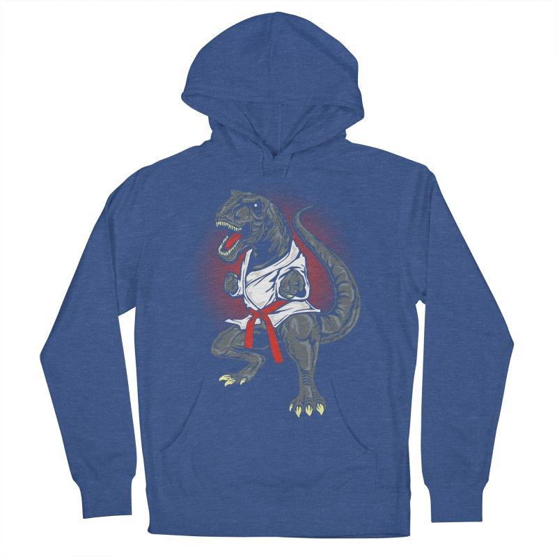 KARA T-REX Men's Pullover Hoody by arace's Artist Shop